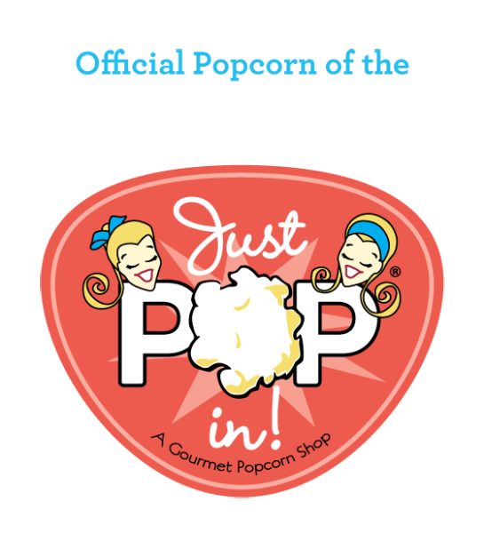 Just Pop In - Official Popcorn of the Indy Film Fest