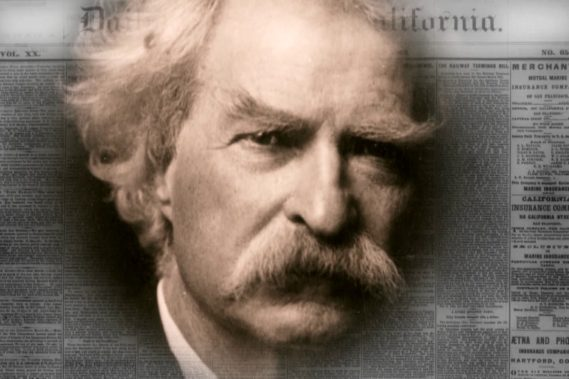 MARK TWAIN'S JOURNEY TO JERUSALEM: DREAMLAND // July 16 and 19