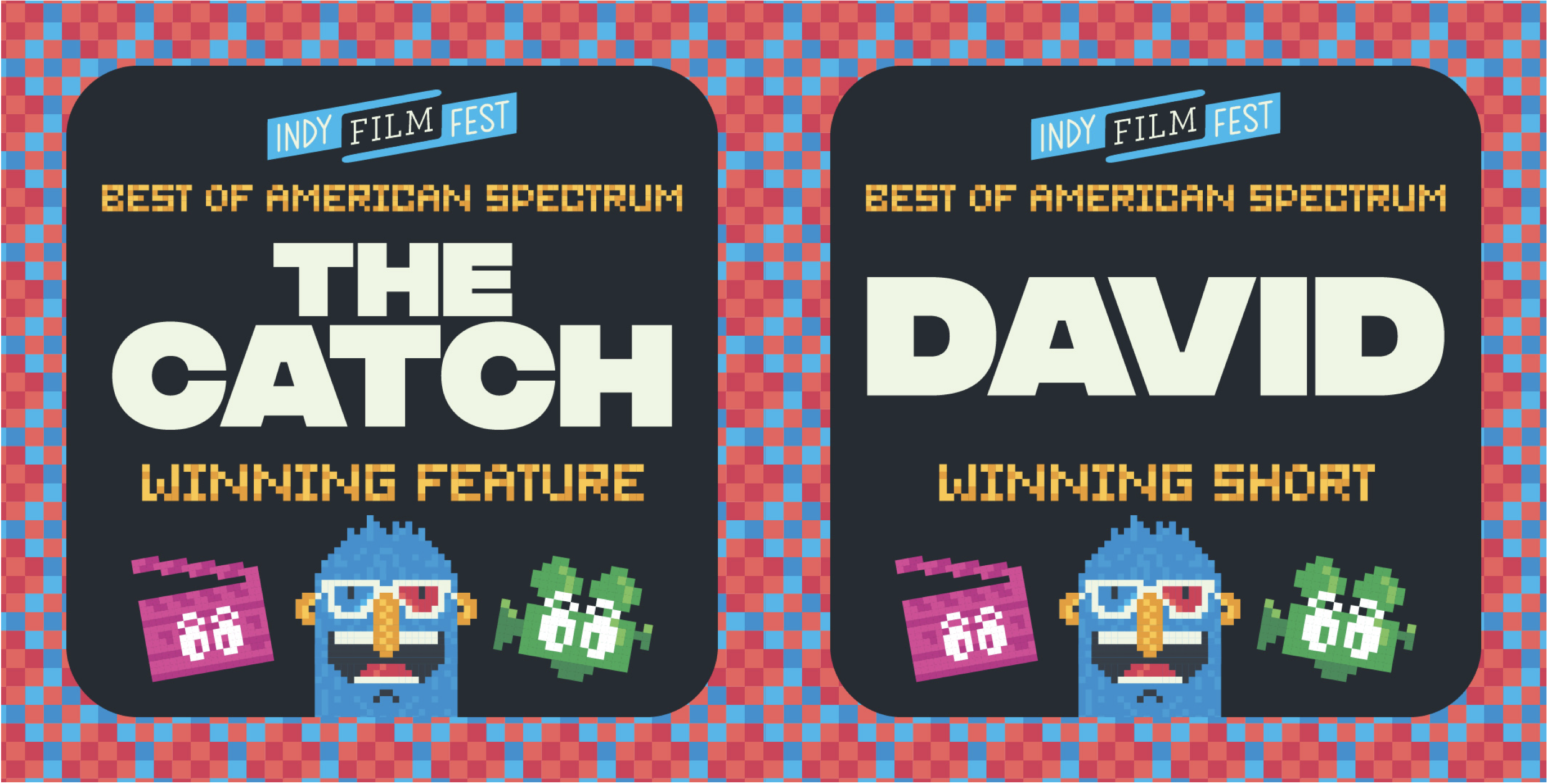 Best of American Spectrum: THE CATCH and DAVID